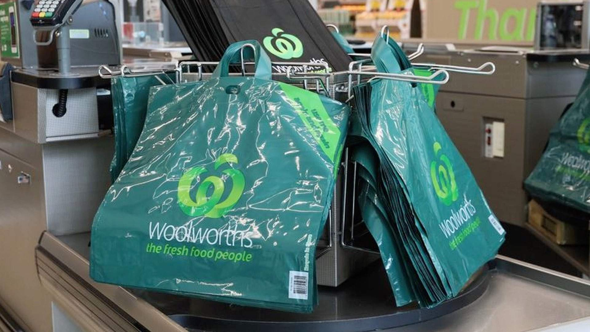 Woolworths Has Paused Its Plastic Bag Ban and Is Currently Giving Them Out for Free