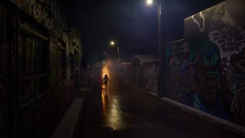 A Midnight Visit