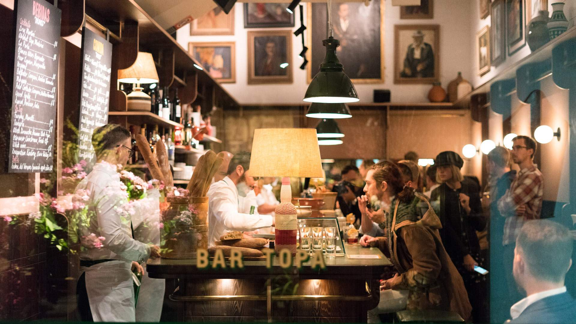 Sydney Restaurants Where You Can Dine at the Bar