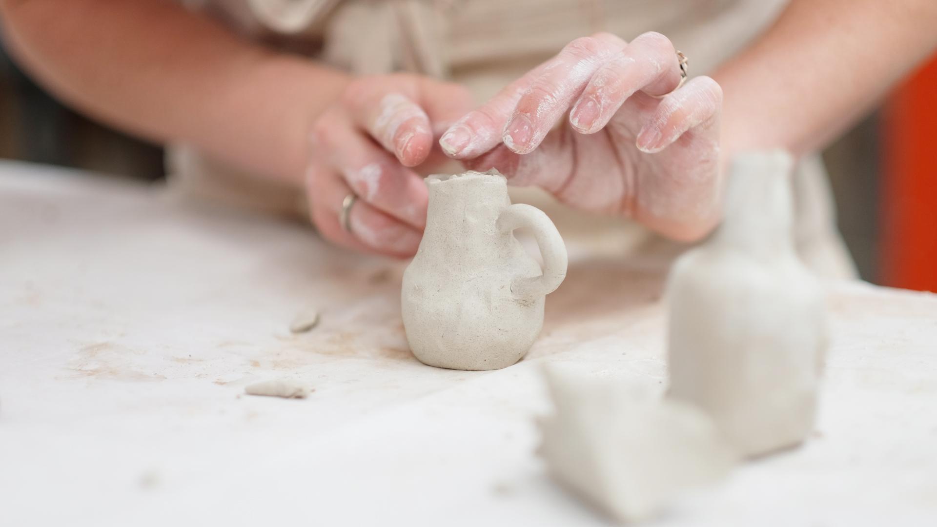 Tina Teeny Tiny Vessel Workshops