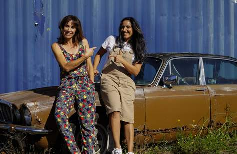 How Jackie van Beek and Madeleine Sami from 'The Breaker Upperers' Made This Year's Funniest Comedy