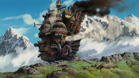 Studio Ghibli Is Making Its First Completely CG-Animated Film, 'Aya and the Witch'