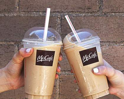McDonald's Will Phase Out Plastic Straws in Australia by 2020