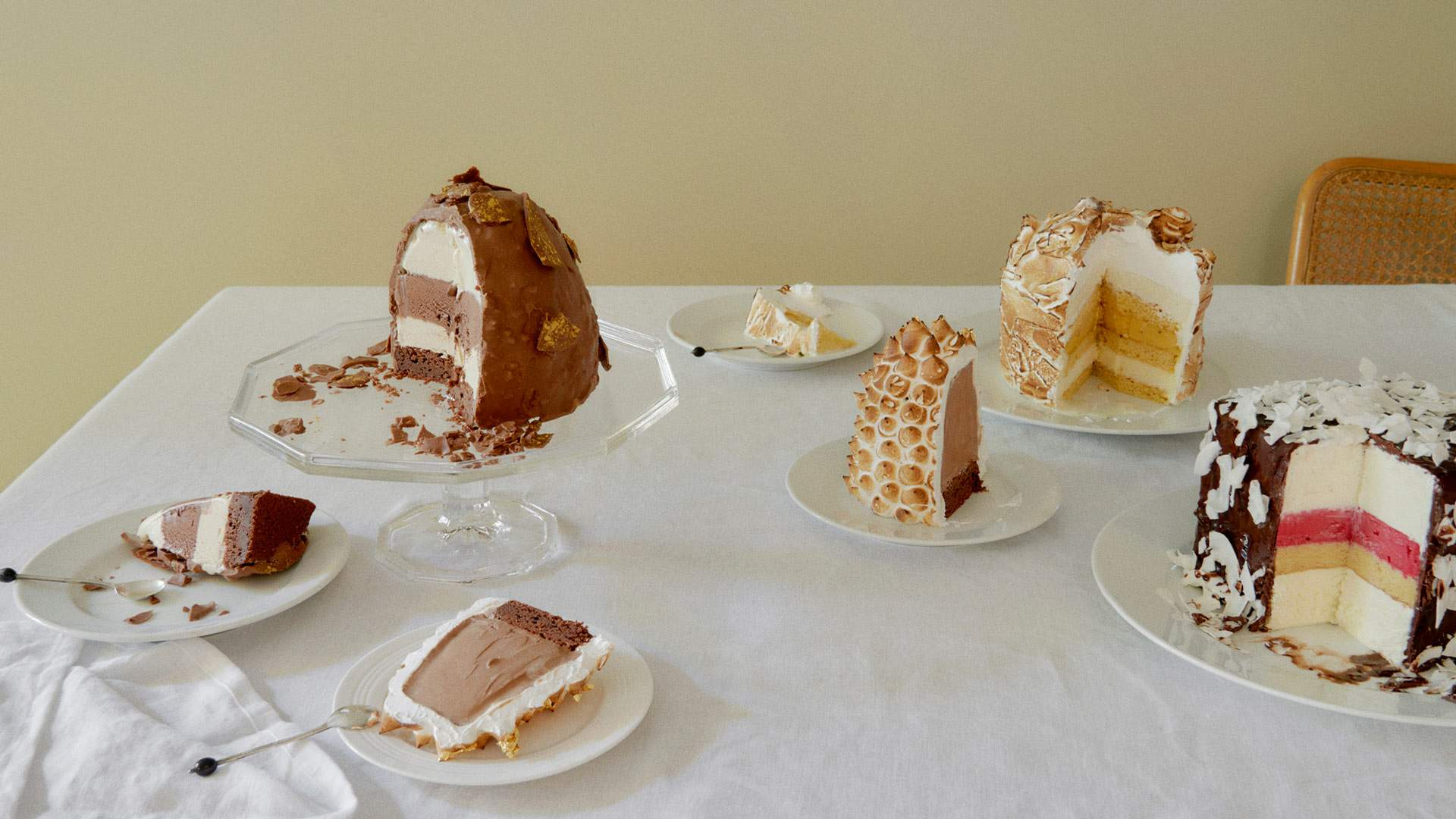 Pidapipo Has Released a Stunning New Range Of Gelato Cakes