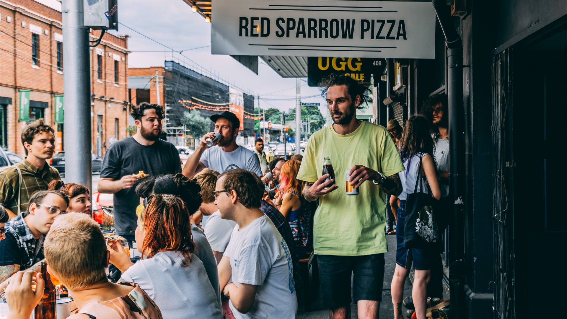 Red Sparrow Pizza