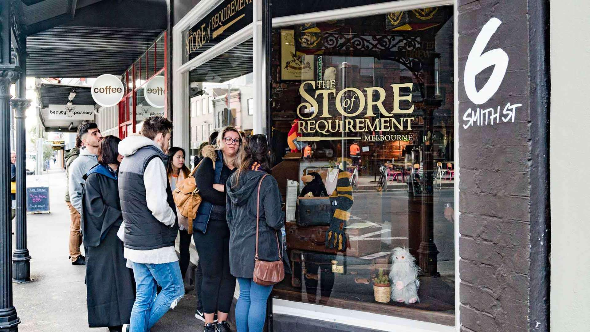 Melbourne First Dedicated 'Harry Potter' Store Is Now Open
