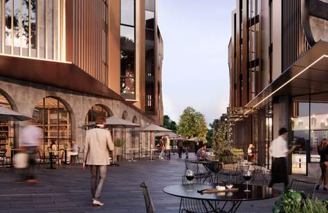 Melbourne Is Getting a New Riverside Food Precinct Curated by Acclaimed Chef Scott Pickett