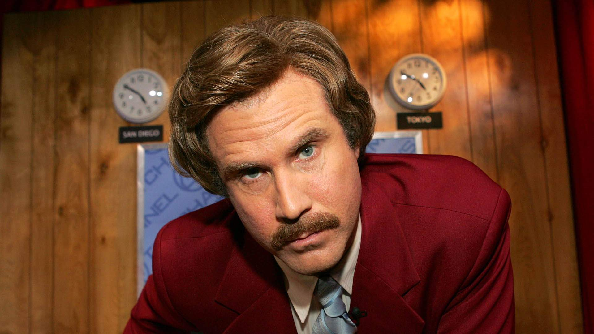 Ron Burgundy's Classy New Podcast Is Here