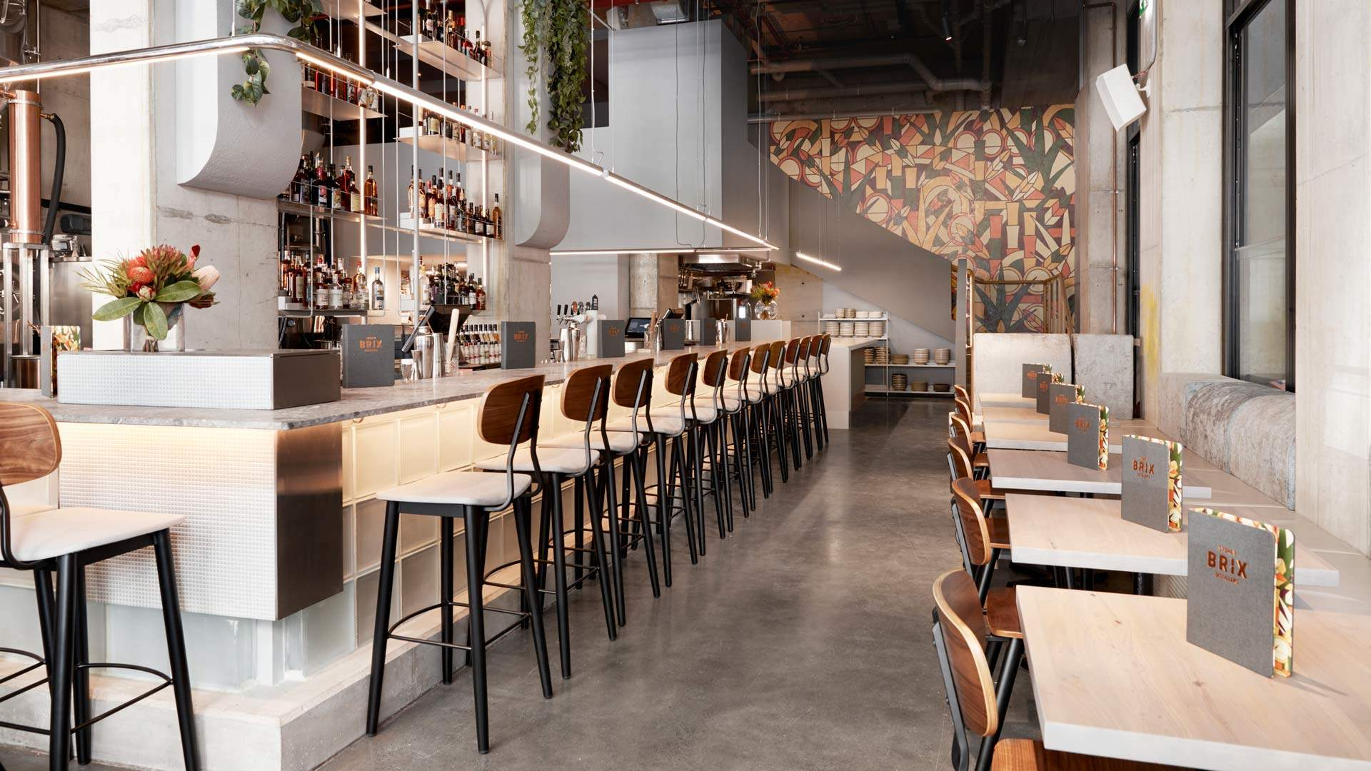 Sydney's Inner City Is Now Home to Craft Rum Distillery and Bar Brix