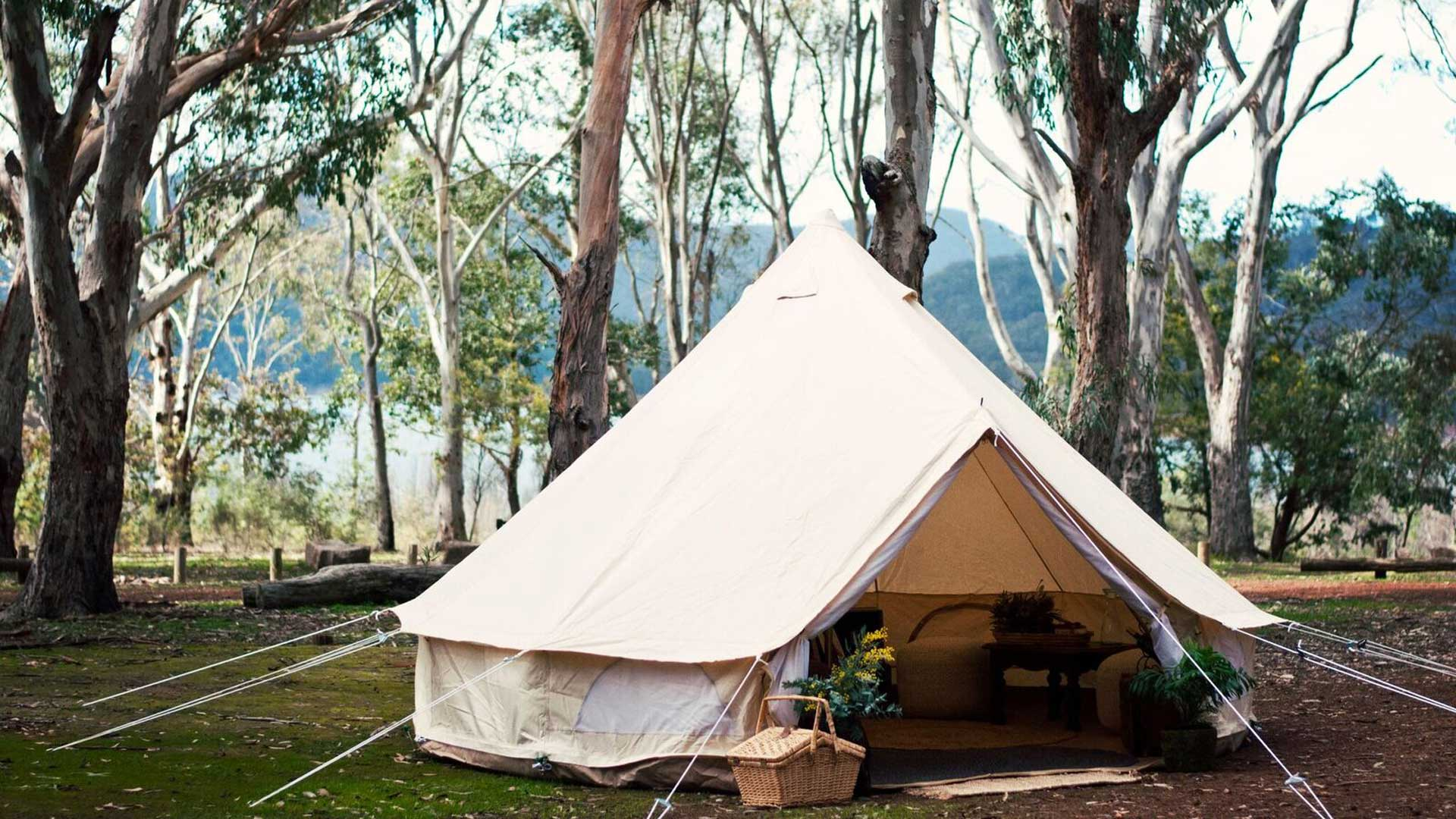 Two New Glamping Retreats Are Popping Up in Victorian National Parks