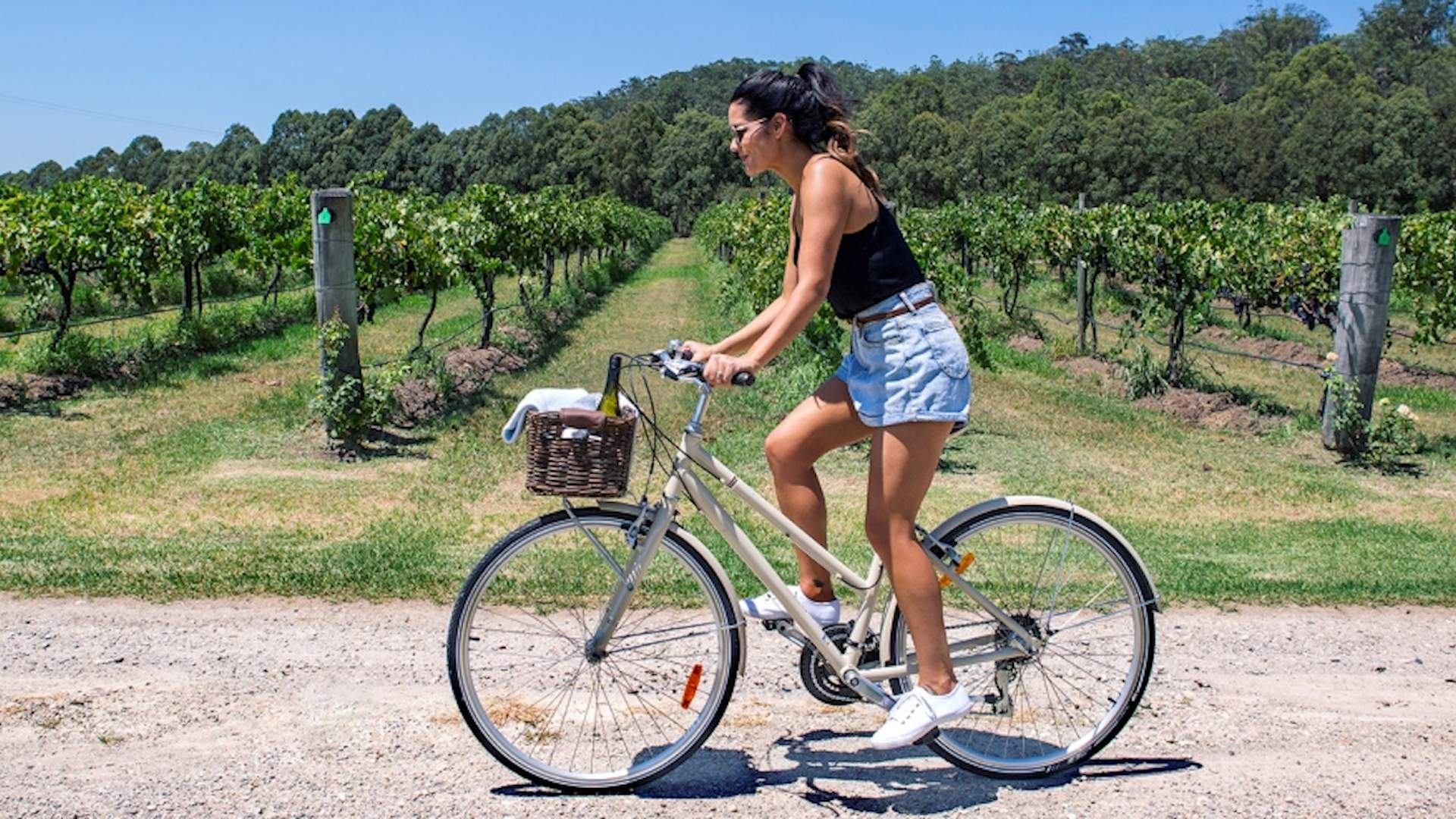 A Guide to Cycling (and Drinking) Your Way Around the Hunter Valley