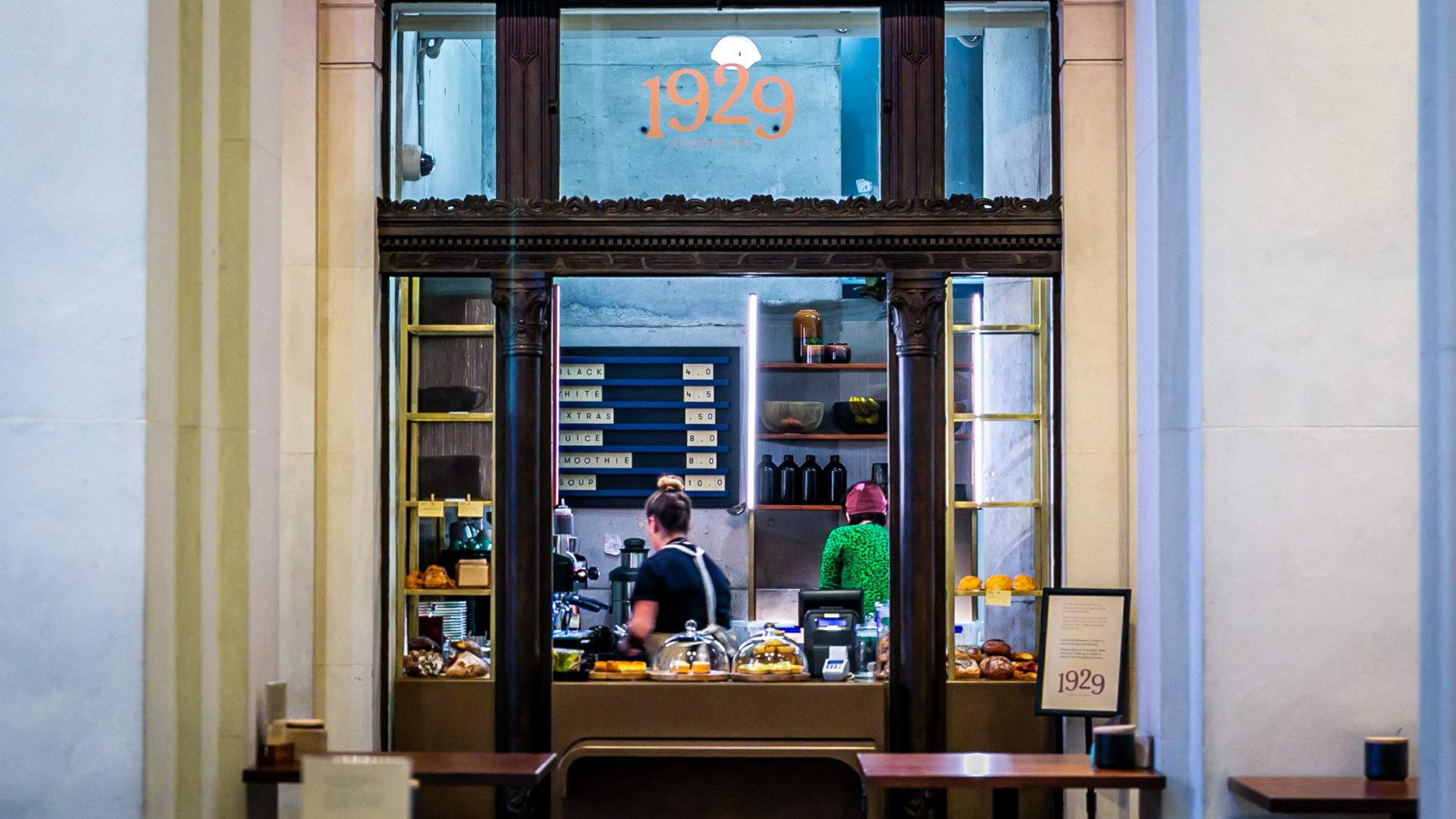Auckland War Memorial Museum Welcomes a New Espresso Bar