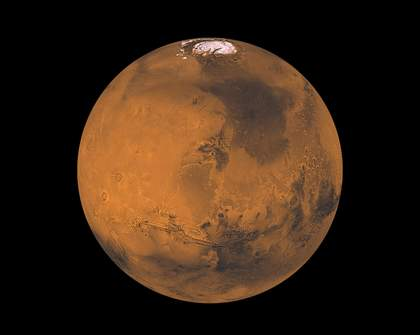 Mars Is Currently the Closest It Has Been to Earth in 15 Years