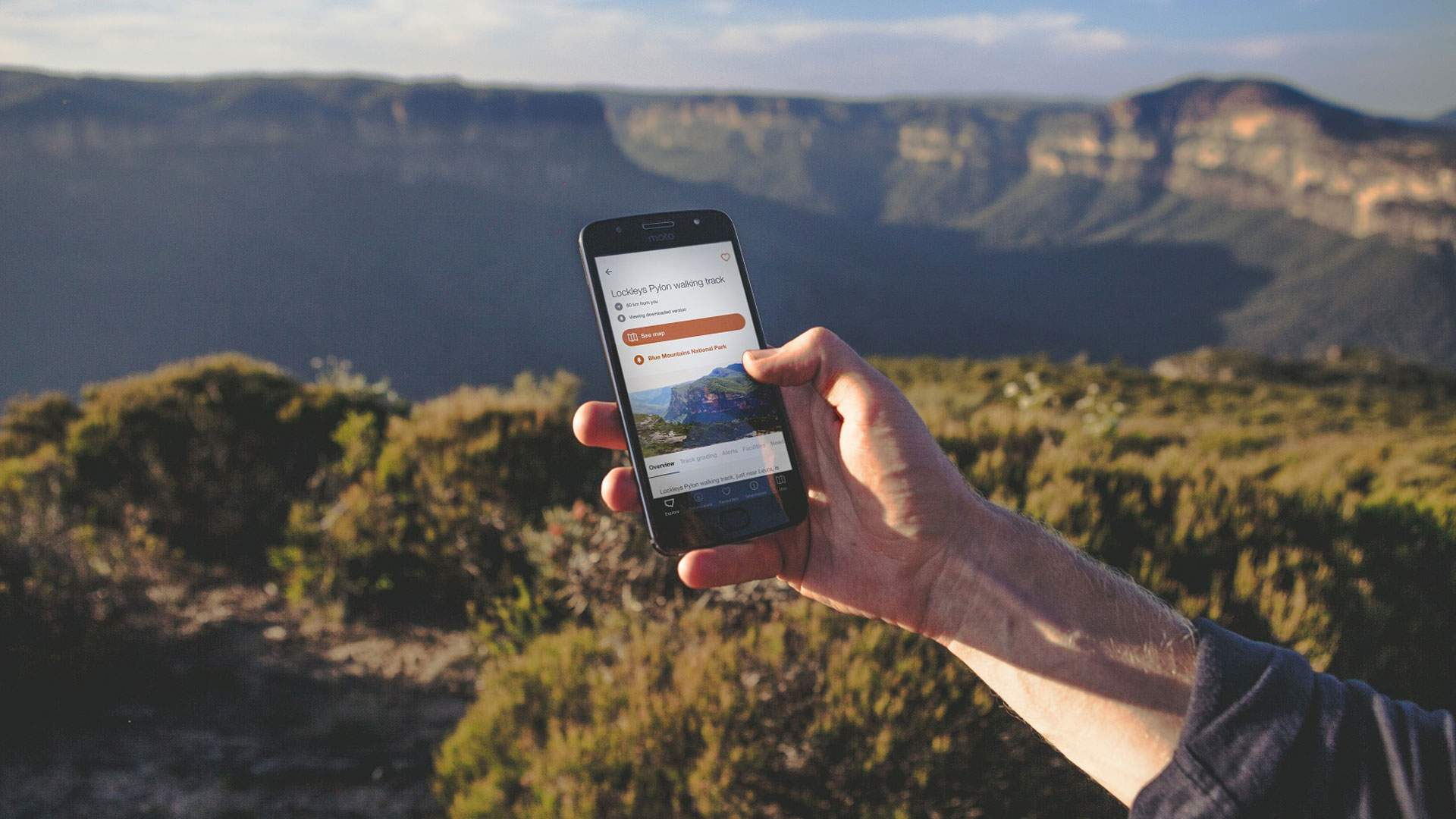 This New Free App Will Help You Find the Best Hikes and Camp Sites in NSW's National Parks