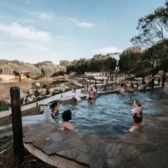 Bathe-In Cinema at Peninsula Hot Springs 2021