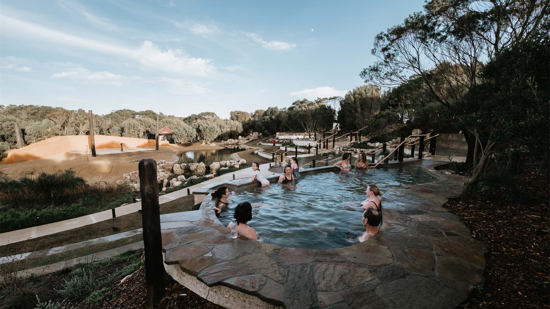 Victoria's Peninsula Hot Springs Retreat Has Undergone a Luxurious $13 Million Expansion