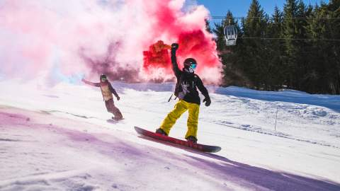 The First Artist Lineup Has Been Announced for Queenstown's Snowboxx Winter Festival