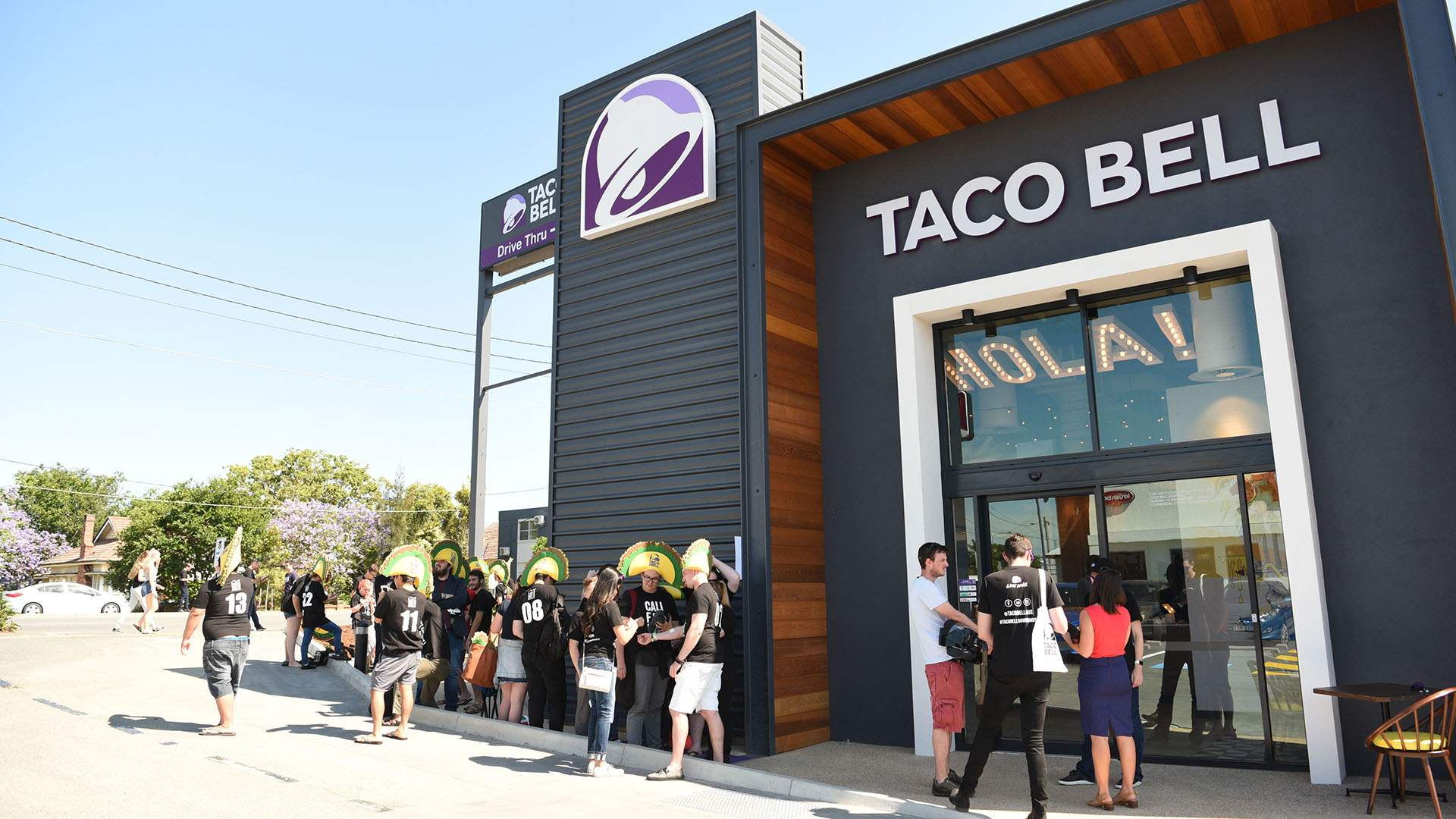 Taco Bell Is Opening Its Second Sydney Store in Green Square in May