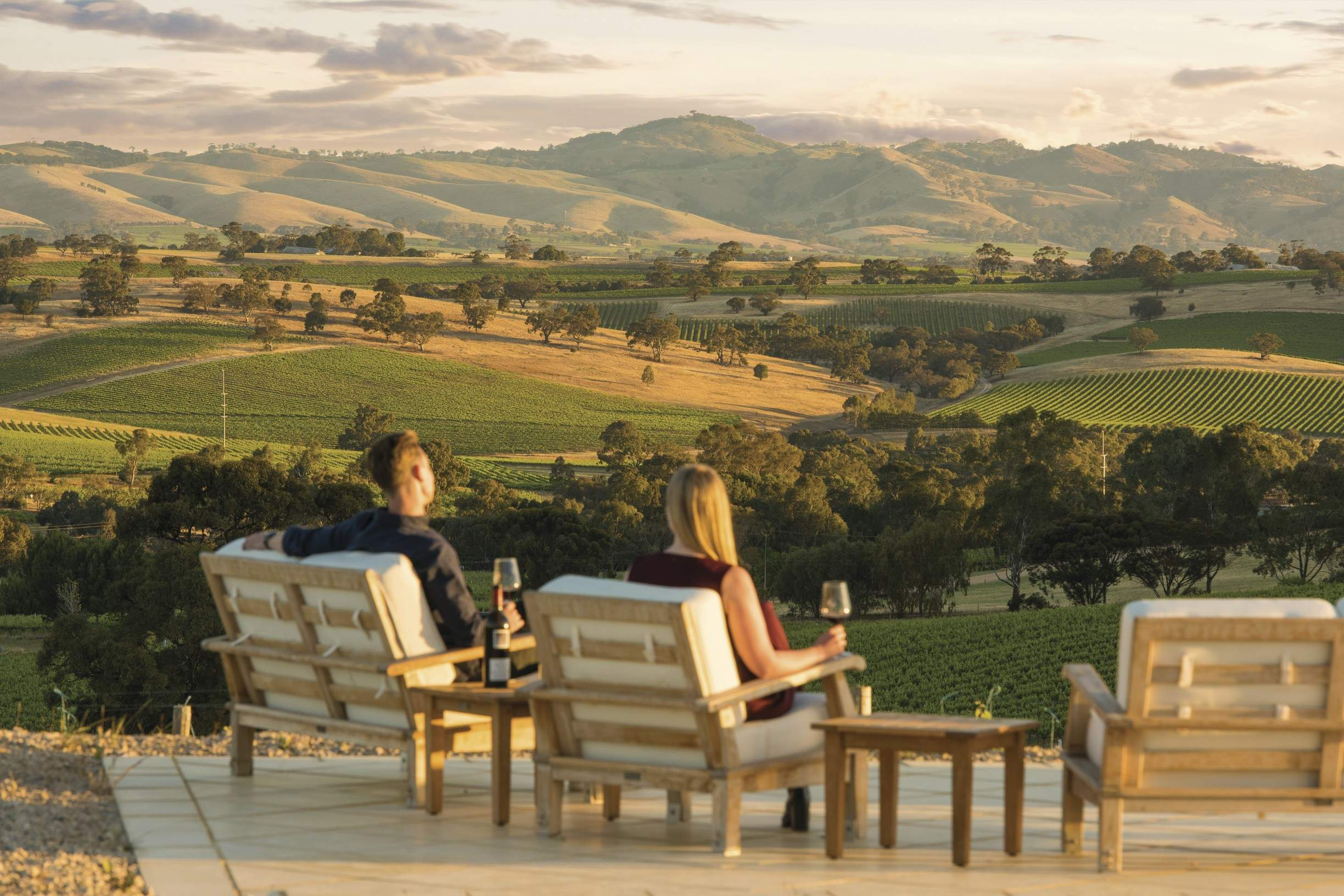 Barossa accommodation and Highlights tour