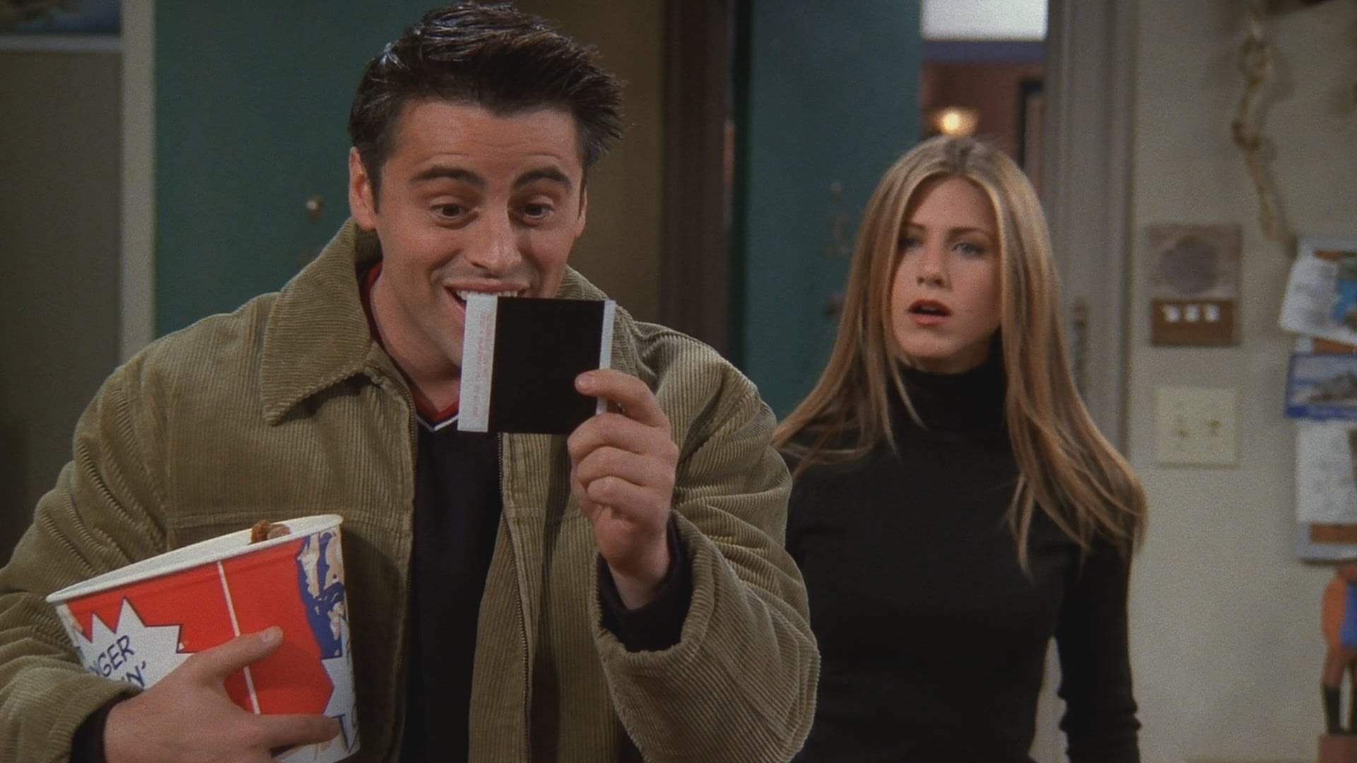 'Friends' Quiz Night