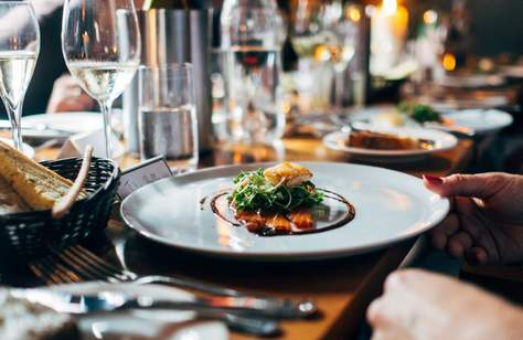 Around the World in 10 Courses