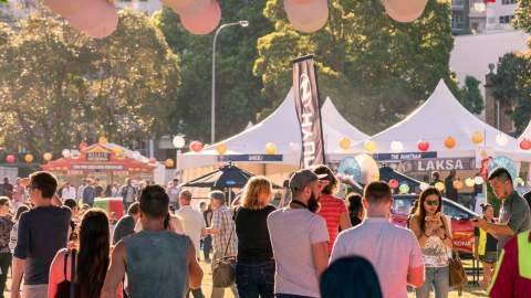 Night Noodle Markets 2019