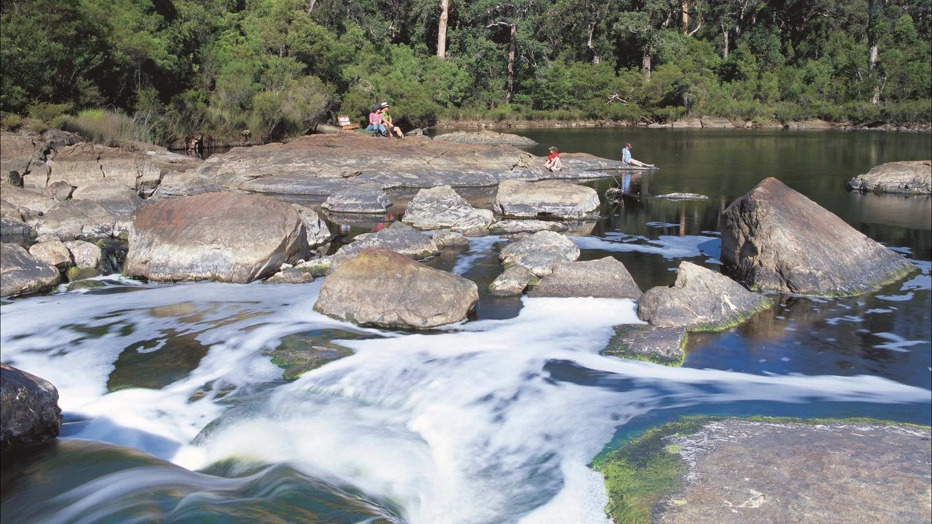 Noble Falls is one of the best waterfalls to visit near Perth