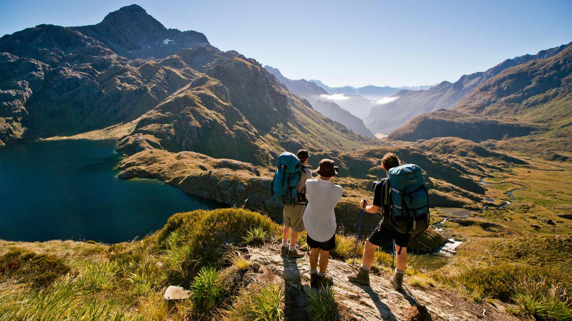 Five Hikes with Incredible Views to Discover on New Zealand's South Island