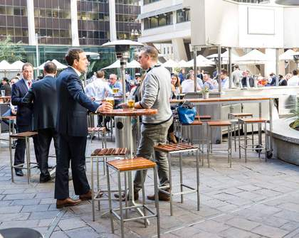 Where to Eat Lunch Every Day of the Week When You Work Near Australia Square