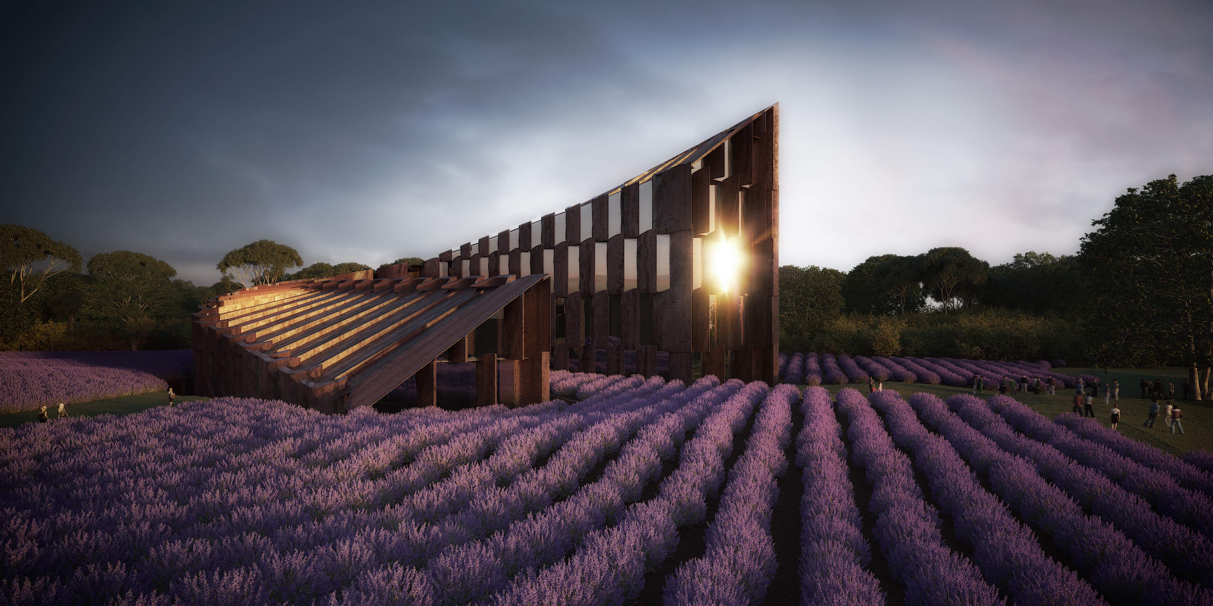 An Opulent New Hotel and Gin Distillery Is Coming to the Yarra Valley