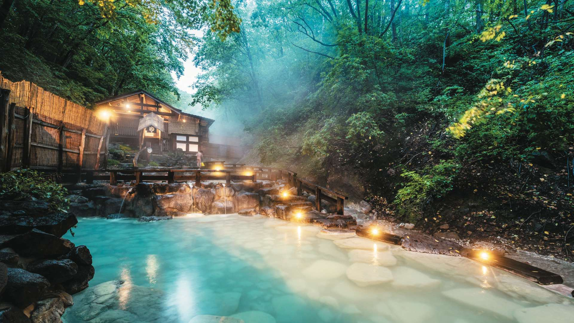 Ten Stunning Onsens in the Forest to Visit on Your Next Trip to Japan