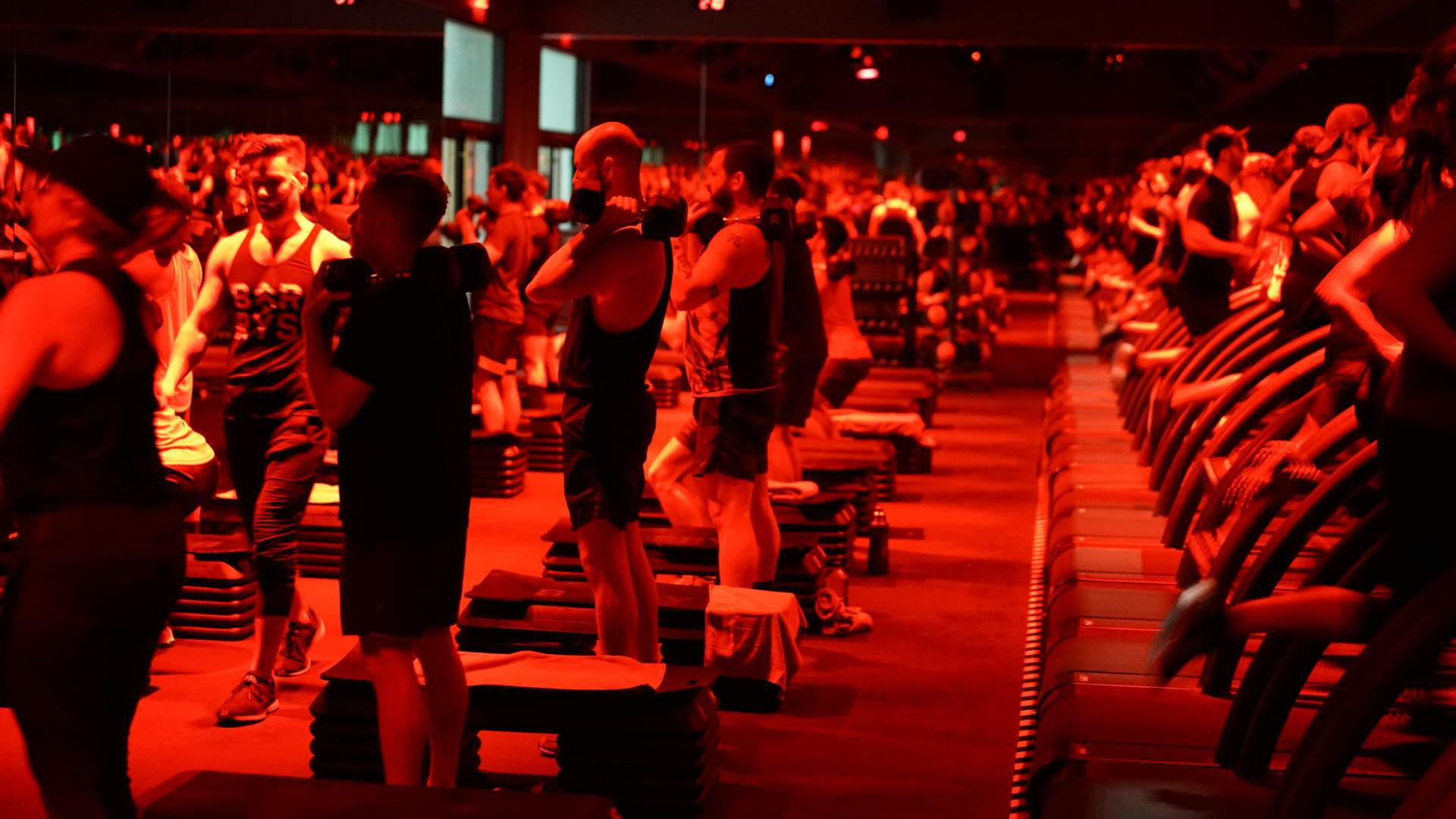 US Fitness Favourite Barry's Bootcamp Is Opening Its First Sydney Studio This Weekend