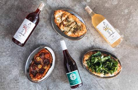 Bonnie's Food + Wine Is Maurice Terzini's New Bondi Bar Serving Fried Pizza and Natural Wine