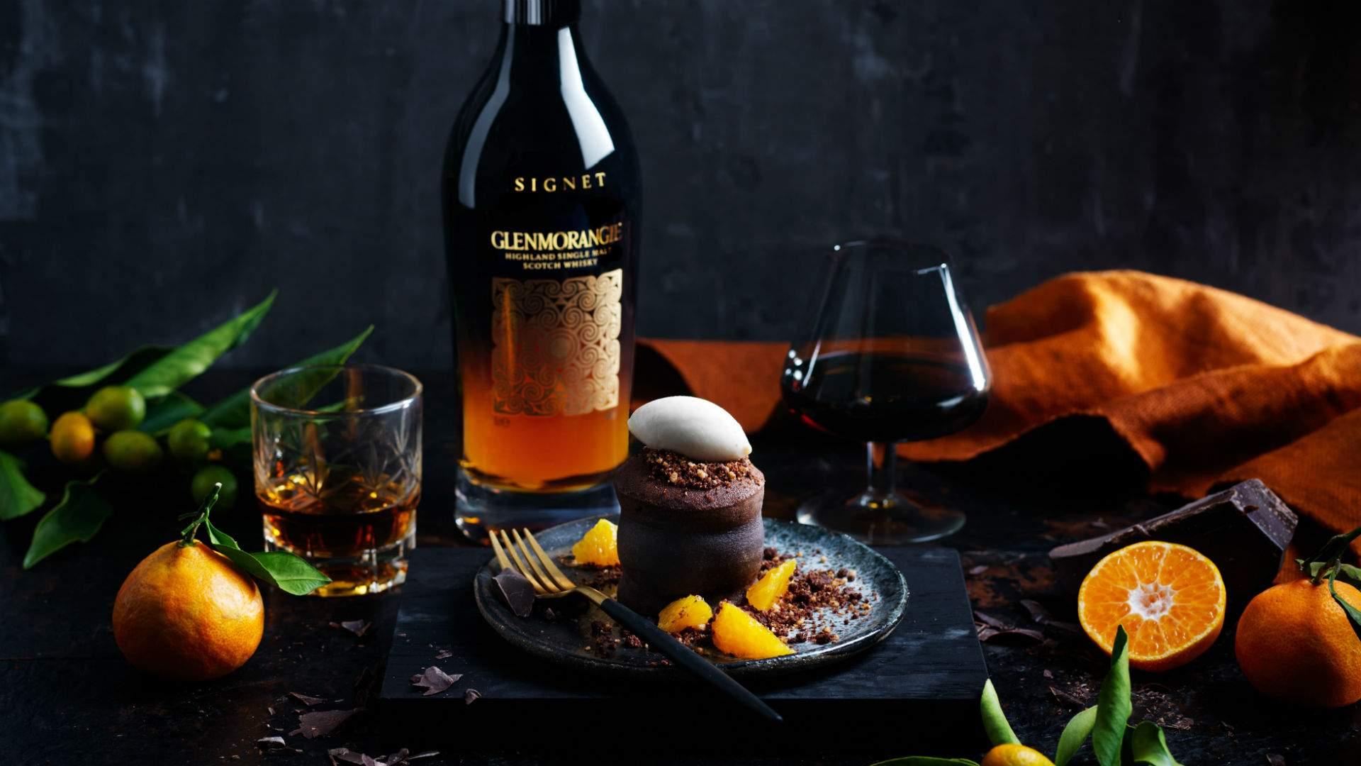 Glenmorangie Signet Pop-Up Whisky And Dessert Bar