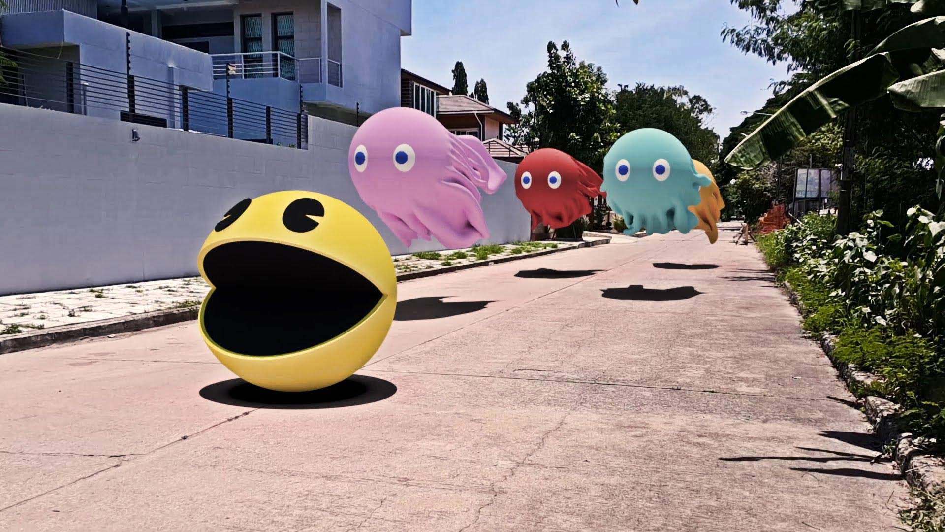 A 'Pac-Man' Maze for Humans Is Coming to Australia