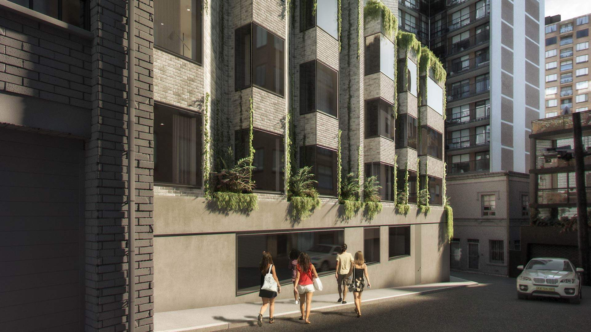 Surry Hills Is Getting a New Multimillion-Dollar Boutique Laneway Hotel
