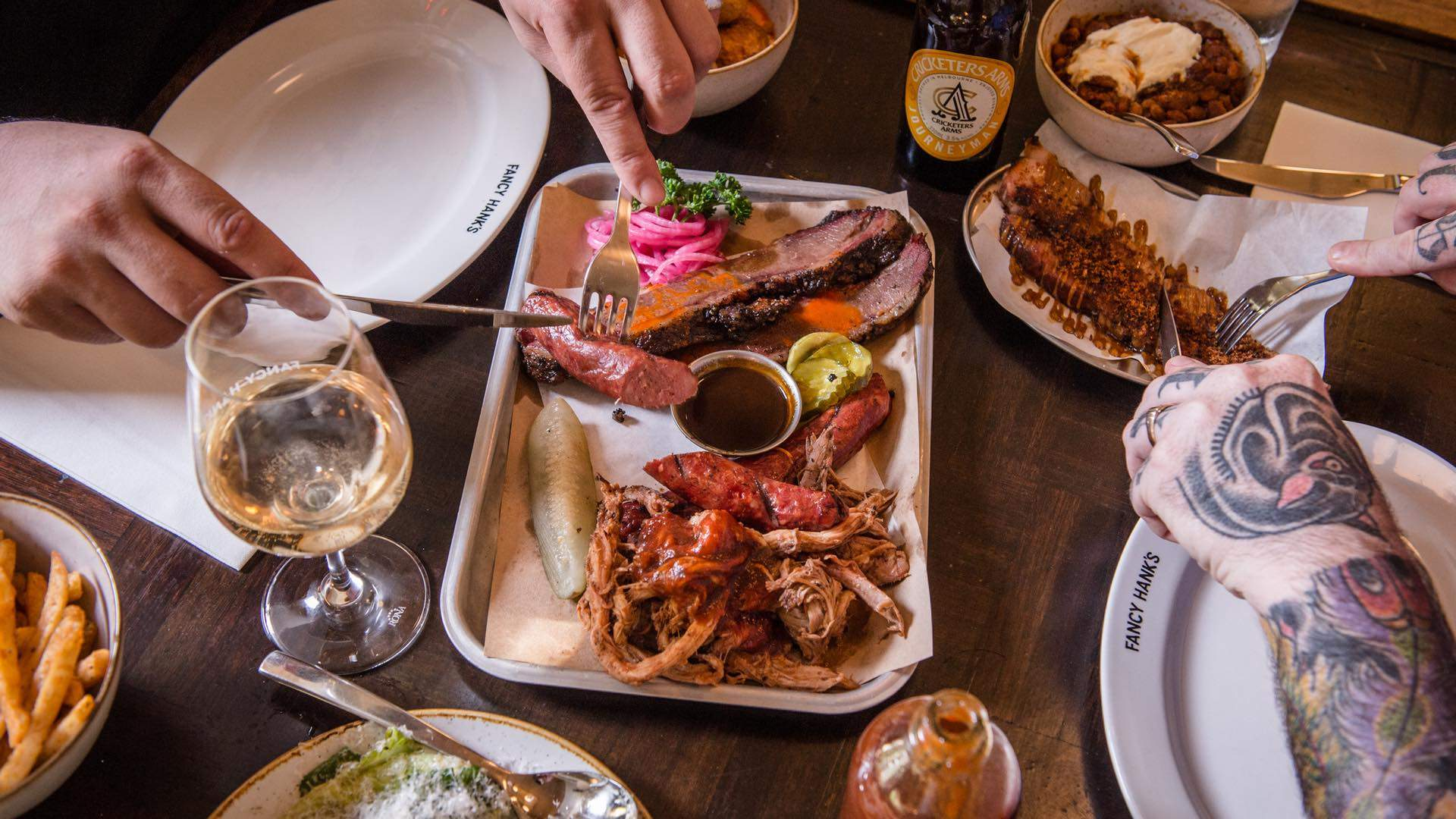 The Best Barbecue Joints in Melbourne