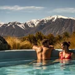 Tekapo Springs Glacial Spa