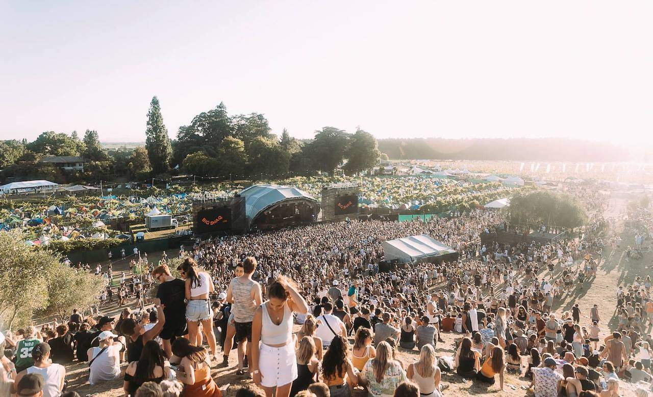 Rhythm and Vines Drops Its Second Artist Lineup for 2018