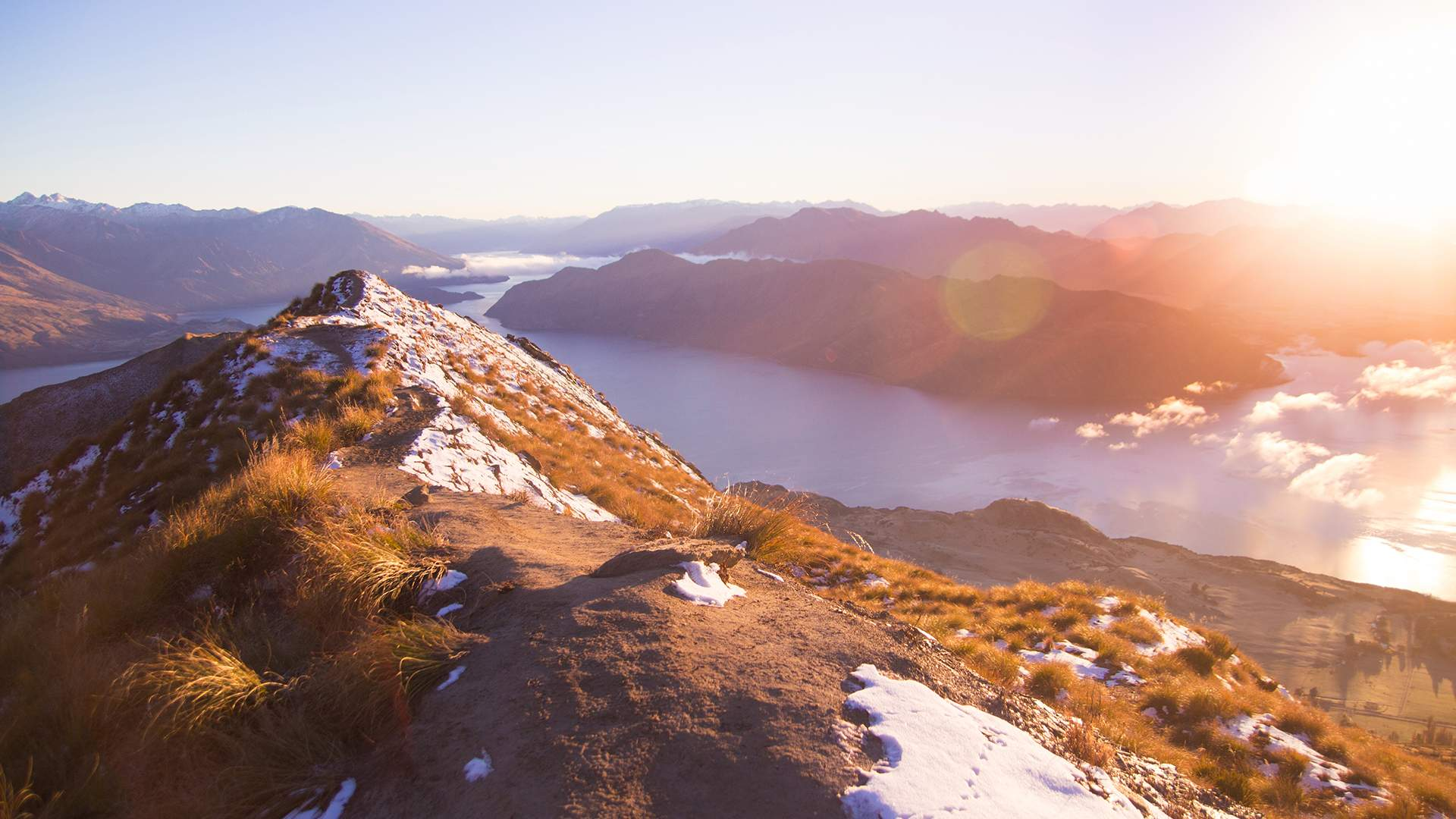 A Hit List of the Most Beautiful Sights to See Around NZ's South Island