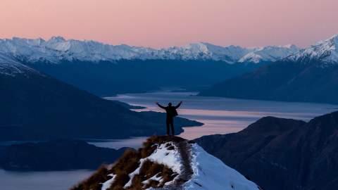 South Island: Alpine Lakes Journey