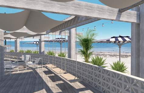 A San Sebastian-Inspired Restaurant Will Open Right on Williamstown Beach for Summer