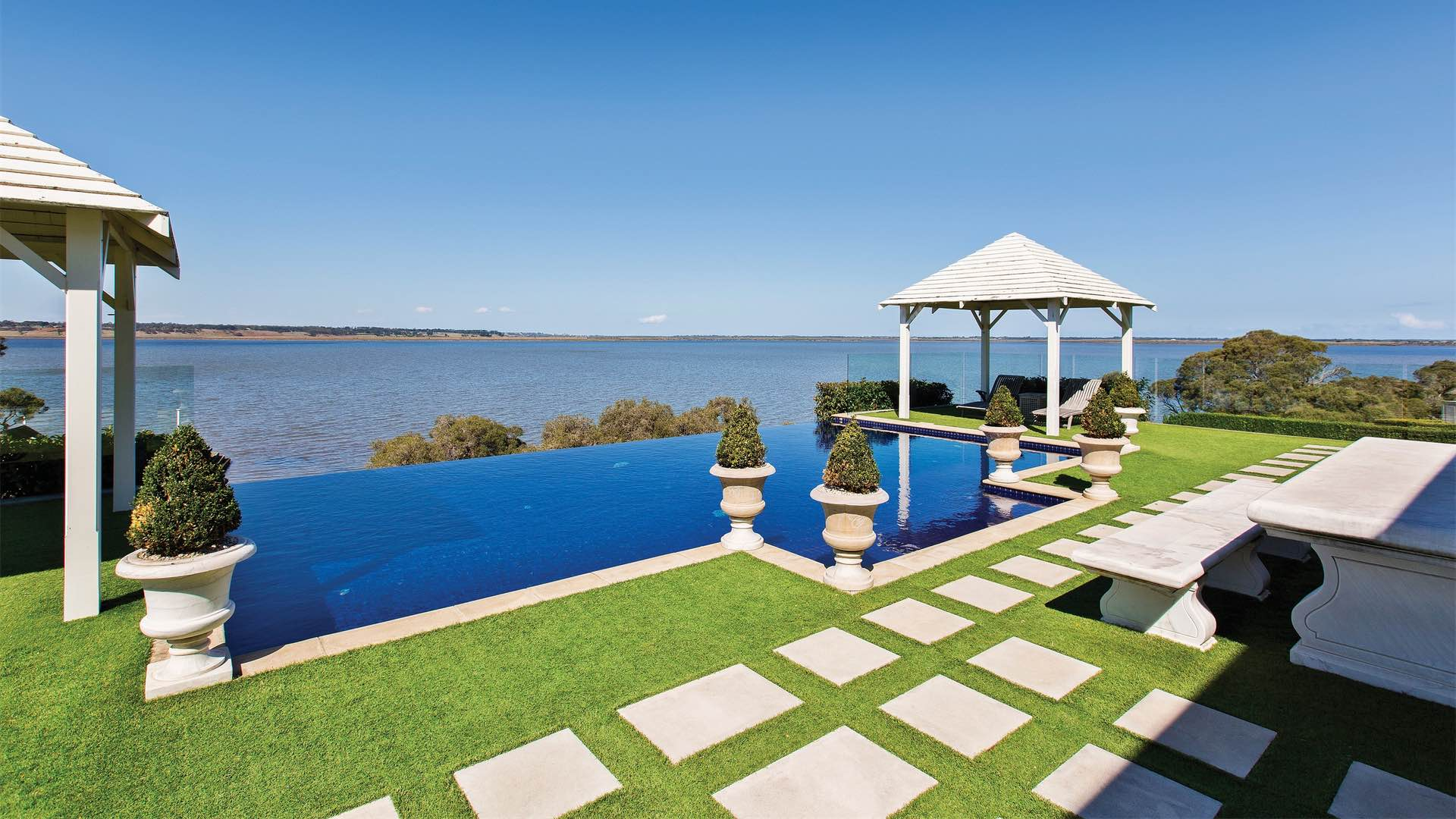 Campbell Point House Is the Bellarine Peninsula's Incredible New Luxury Hotel