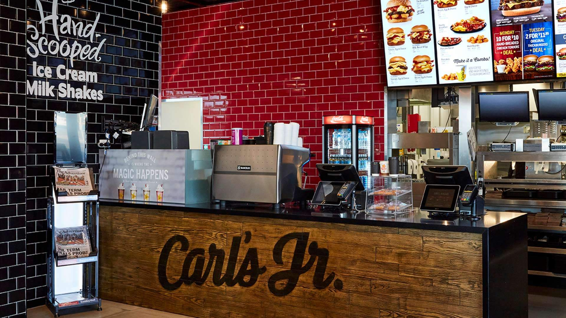 USA Burger Joint Carl's Jr Is Launching Its First Melbourne Store This Week