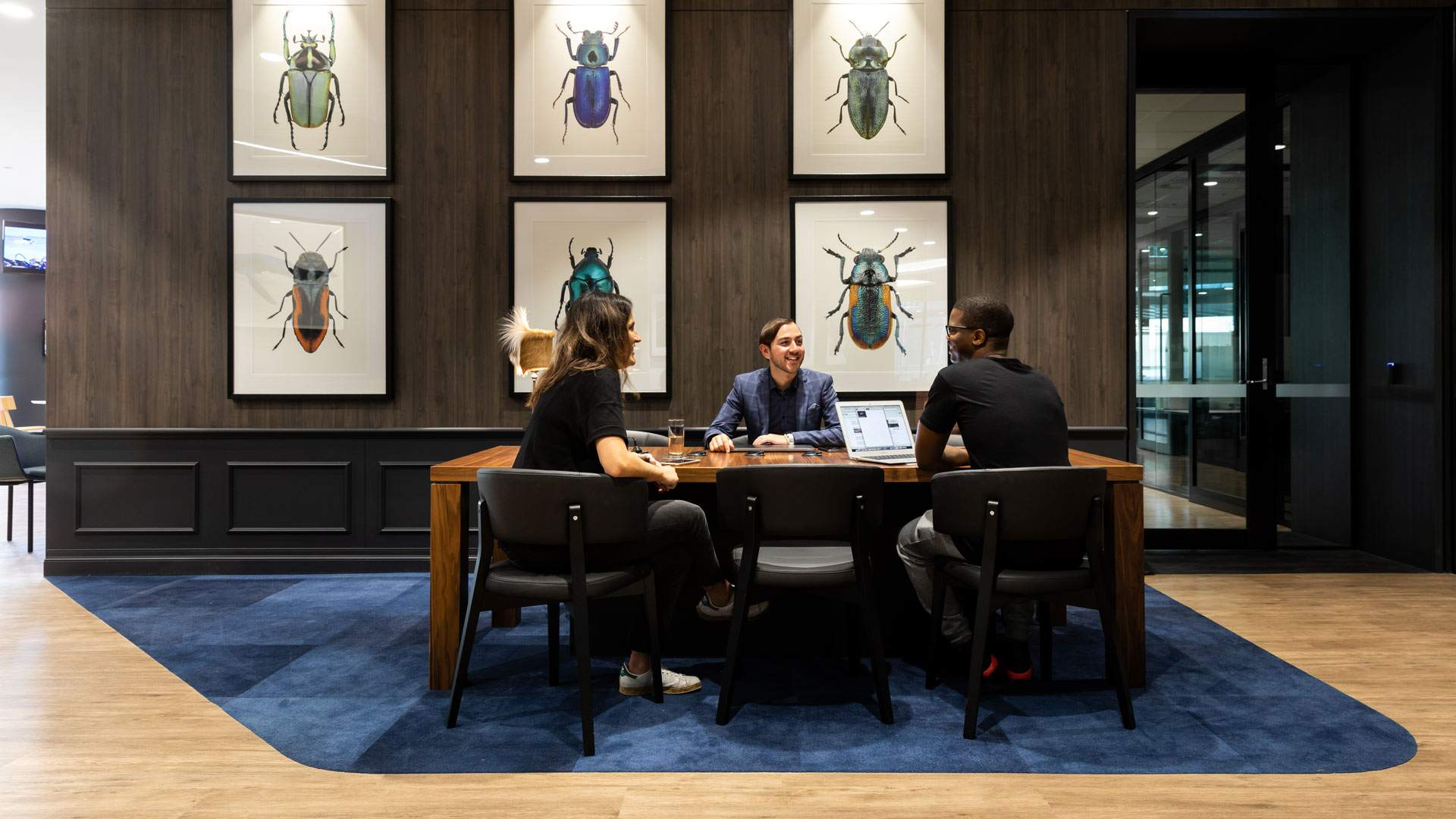 A Bluffer's Guide to Coworking Spaces