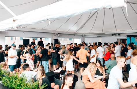 Rydges Rooftop Summer Series 2018