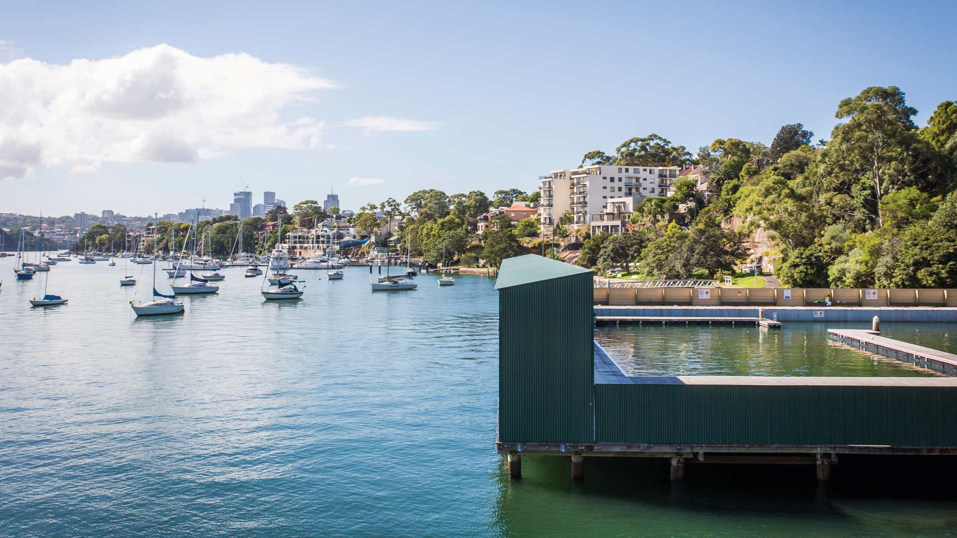 Balmain's Dawn Fraser Baths Is Finally Getting Some Much-Needed Upgrades