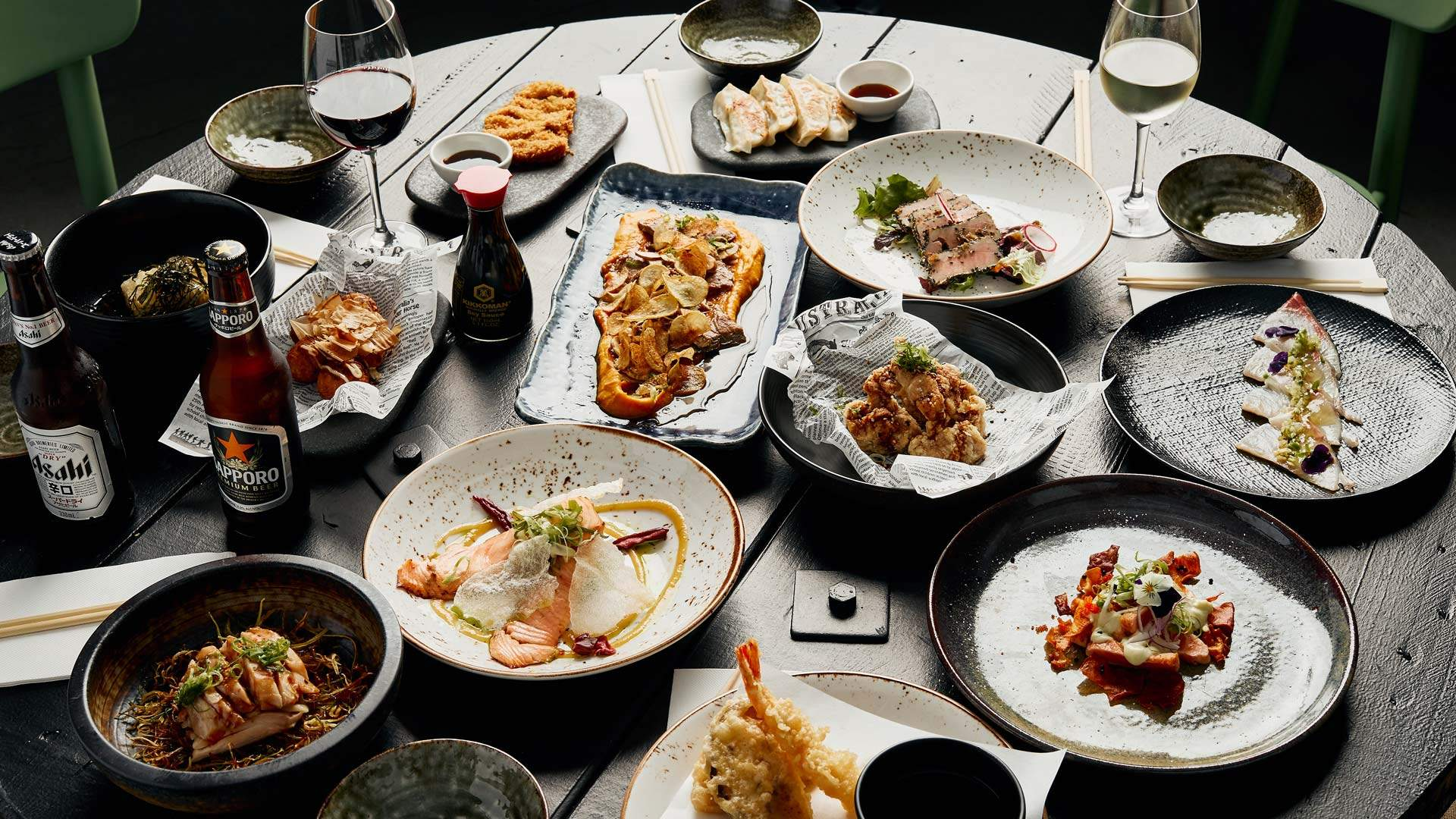 Grand Lafayette Is Prahran's New All-Day Eatery Serving Up $33 All-You-Can-Eat Japanese Feasts