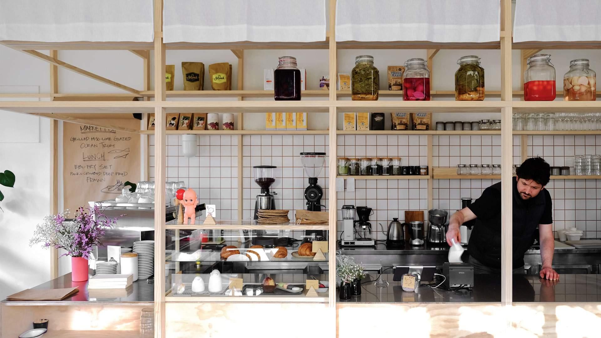 Ima Project Cafe
