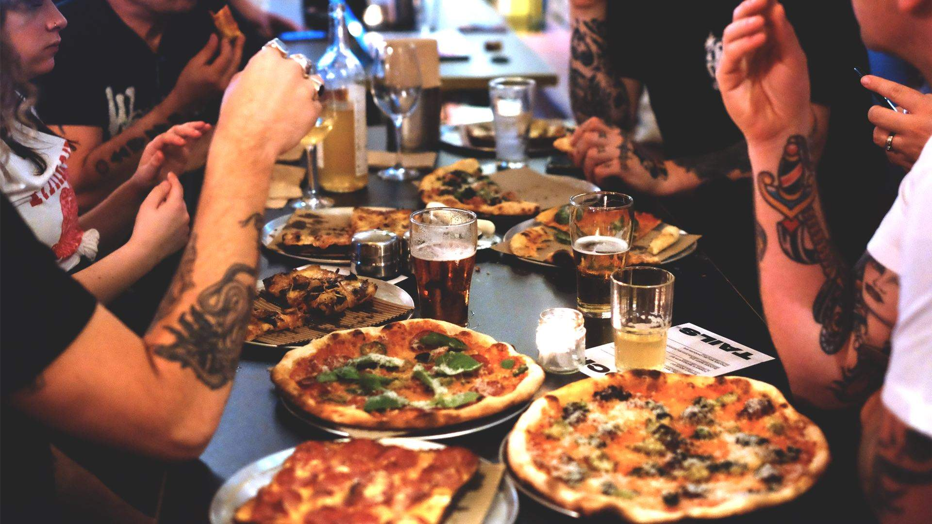The Mary's Team Has Opened a New Pizzeria with Natural Wines in Chippendale